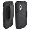 Samsung Fascinate/Mesmerize Rubberized Shell Holster Combo