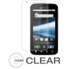 Motorola Atrix 4G Clear Screen Protector