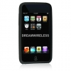 iPod Touch 2nd & 3rd Generation Black Skin