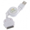 iPhone Retractable Charging Cable
