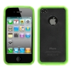 iPhone 4/4S Gummy Cover Green