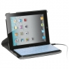 Apple iPad 2 Notebook Rotatable Case with Bluetooth Keyboard