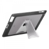 Apple iPad 2/ iPad 3 Snap On Smoke and Black with Stand