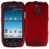 Samsung Exhibit 4G/ Hawk Red Skin