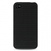 iPhone 4/4S Premium Skin Black Apex