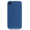 iPhone 4/4S Premium Skin Blue Apex