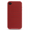 iPhone 4/4S Premium Skin Red Apex
