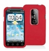 HTC Evo 3D Red Skin