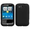 HTC Wildfire S Black Skin