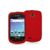 Samsung Galaxy Dart Red Skin
