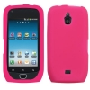 Samsung Exhibit 4G/ Hawk Pink Skin