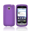 LG P509 Optimus T Purple Skin