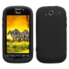 HTC My Touch 4G Black Skin