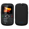 Motorola Clutch Plus i475 Black Skin