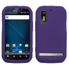 Motorola Photon 4G Purple Skin