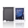 Apple iPad 2/ iPad 3 Black Snap On