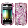 LG P509 Optimus T Diamante Phoenix Tail