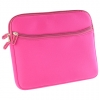 Laptop Exotic Pouch Universal 10.2 Inch Horizontal Hot Pink
