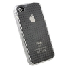 iPhone 4/4S Clear TPU Crystal Gel Skin
