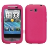HTC Freestyle Pink Skin