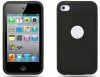 Apple iPod Touch 4 Apex Skin/Snap Black