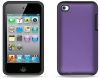 iPod Touch 4 Skin/Snap Purple