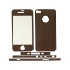 Kelobra Wood Design for Apple iPhone 4/4S