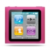 iPod Nano 6th Generation Skin Hot Pink