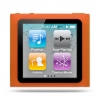 iPod Nano 6th Generation Skin Orange