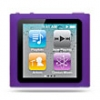 iPod Nano 6th Generation Purple Skin