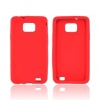 Samsung Galaxy S II i777 Attain Red Skin