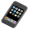 iPod Touch 2 Skin Smoke