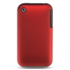 iPod Touch 4 Skin/Snap Red