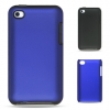 Apple iPod Touch 4 Skin/Snap Blue