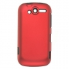 HTC myTouch 4 Skin Snap Red