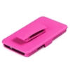 Samsung Galaxy S II Pink Shell Holster For Attain i777