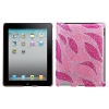 iPad 2/ iPad 3 Akiba SmartSlim Back Diamante Cover