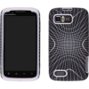 Motorola Atrix 2 Candy Illusion White & Black