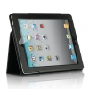 iPad 2 Stand Binder with Sleep Mode Function Black