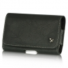 Luxmo HTC HD2 Horizontal Pouch - Black