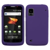 ZTE Warp Purple Skin