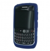Blackberry 8900 Blue Skin