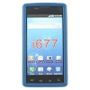 Samsung Focus Flash i667 Blue Skin