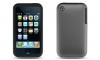 Apple iPhone 3G/3GS Grey & Black Skin/Snap