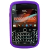 BlackBerry Bold 9900 9930 Purple Skin