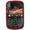 BlackBerry Bold 9900 9930 Red Skin