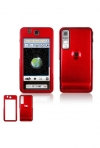 Samsung T919 Behold Red Snap On