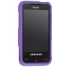 Samsung A867 Eternity Purple Skin