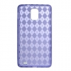 Samsung Infuse 4G i997 Purple Checker Skin