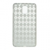Samsung Infuse 4G i997 Skin Clear Checker